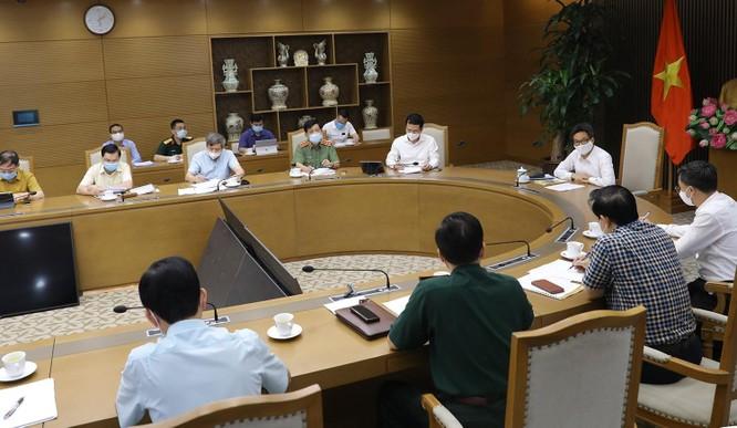 Sắp triển khai đợt cao điểm rà soát người nhập cảnh và các cơ sở phục vụ người nước ngoài ảnh 1
