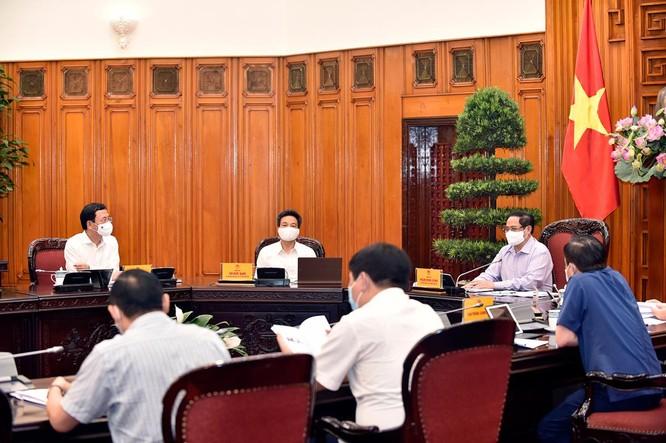 Thủ tướng Phạm Minh Chính định hướng xây dựng Việt Nam số: Phải dựa trên đổi mới sáng tạo ảnh 1