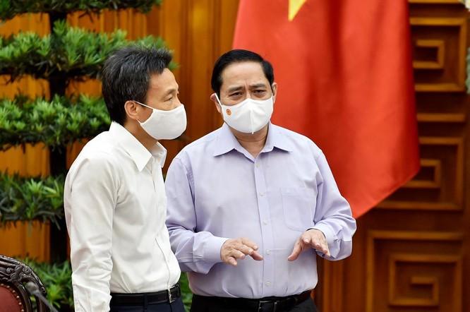 Thủ tướng Phạm Minh Chính định hướng xây dựng Việt Nam số: Phải dựa trên đổi mới sáng tạo ảnh 2