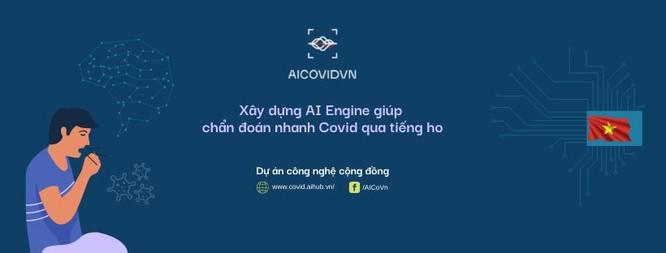 Ứng dụng AI vào chẩn đoán COVID-19 tại Việt Nam: Cần huy động 10.000 mẫu tiếng ho ảnh 1