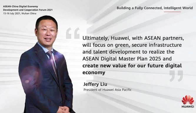 Huawei thúc đẩy các đổi mới sáng tạo về năng lượng số ảnh 1