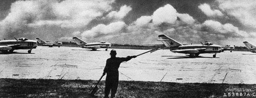 Không quân Liên Xô và Mỹ: Ai thắng ai trong cuộc chiến tranh Triều Tiên? ảnh 1