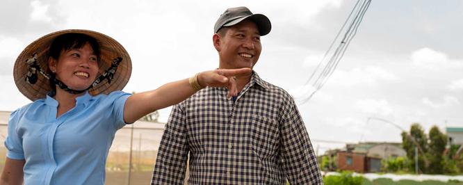Ra mắt trang web Feeding Intelligence tiếng Việt hỗ trợ nông dân Việt Nam ảnh 2