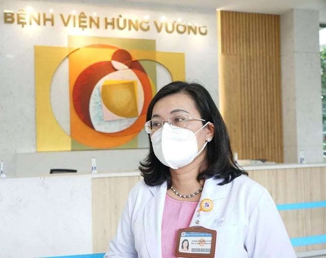 Bệnh viện điều trị nhiều sản phụ mắc COVID-19 nhất Việt Nam ảnh 1