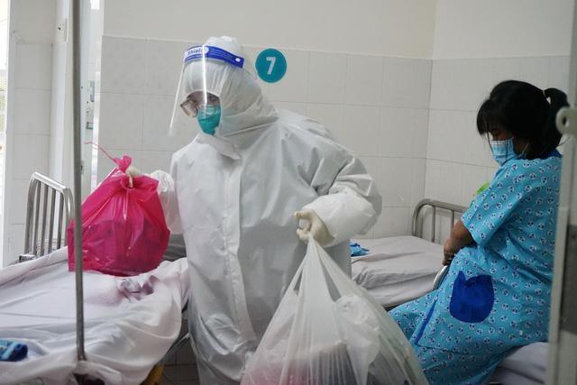 Bệnh viện điều trị nhiều sản phụ mắc COVID-19 nhất Việt Nam ảnh 2