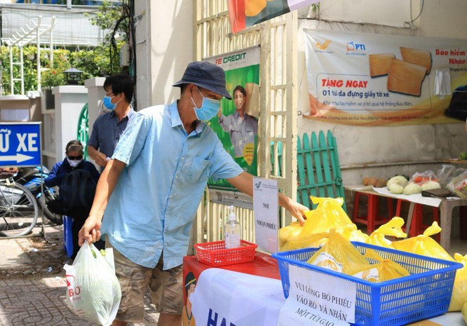 Phát 700 tấn gạo ngon hỗ trợ 233 ngàn người dân gặp khó khăn tại TP.HCM và 5 tỉnh ảnh 7