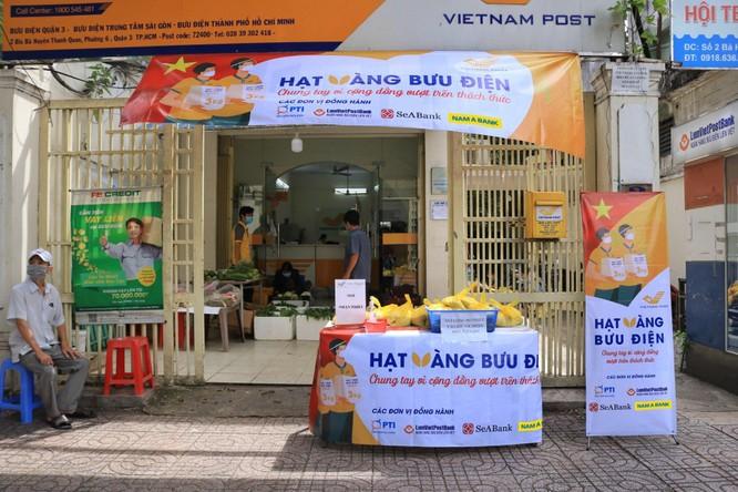 Phát 700 tấn gạo ngon hỗ trợ 233 ngàn người dân gặp khó khăn tại TP.HCM và 5 tỉnh ảnh 5