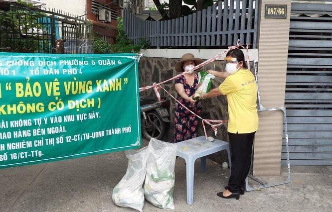 Phát 700 tấn gạo ngon hỗ trợ 233 ngàn người dân gặp khó khăn tại TP.HCM và 5 tỉnh ảnh 2