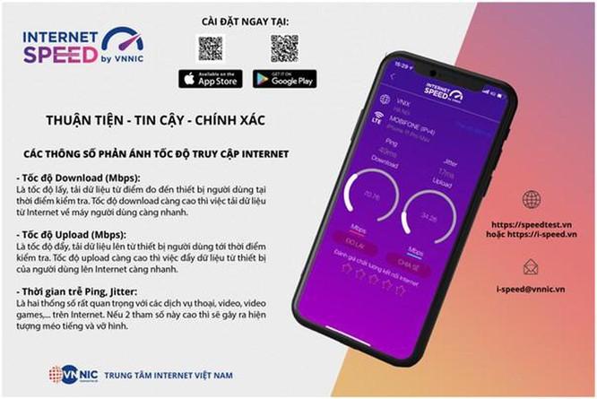 Sẽ công bố định kỳ hàng tuần số liệu về chất lượng Internet Việt Nam qua trải nghiệm người dùng ảnh 1
