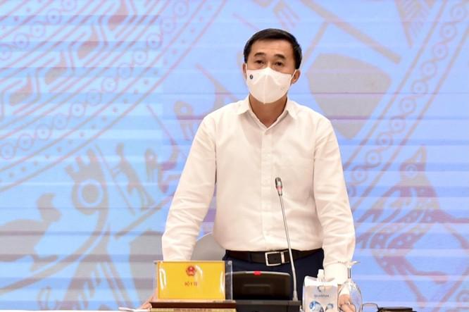 Bộ Y tế: Việt Nam sẽ tự chủ vaccine nội ngừa COVID-19 vào năm 2022 ảnh 1