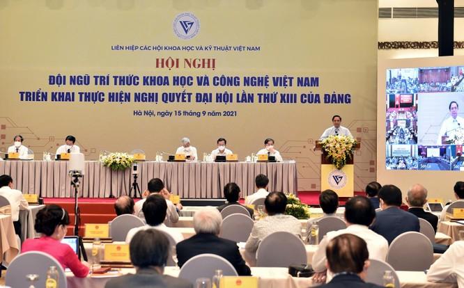 """Thủ tướng đề nghị VUSTA nghiên cứu, tham mưu cho Chính phủ hạn chế tình trạng """"chảy máu chất xám"""" ảnh 2"""