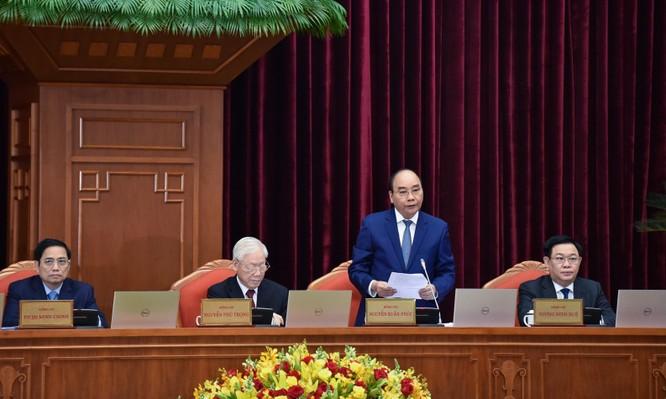 Hội nghị Trung ương 4 bổ sung những điều đảng viên không được làm ảnh 2