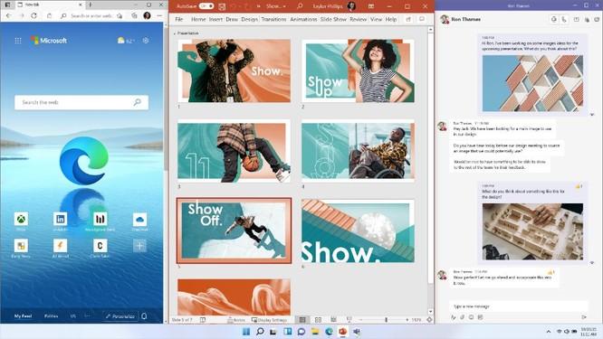 Windows 11 chính thức ra mắt tại Việt Nam ảnh 1