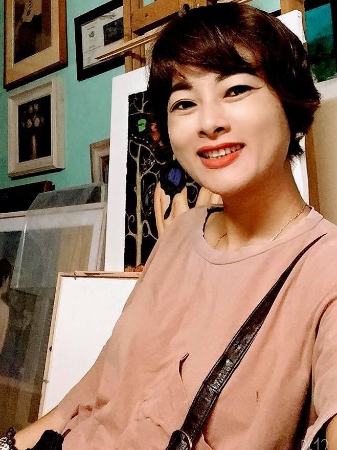 Tản mạn Tuyên Quang: Kỳ 1- Nữ họa sĩ tình cờ gặp ảnh 1