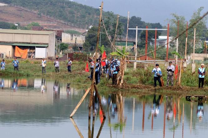 Cuộc thi câu cá lóc Tây Nguyên ảnh 10