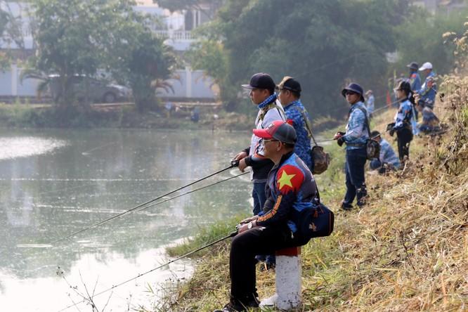 Cuộc thi câu cá lóc Tây Nguyên ảnh 23