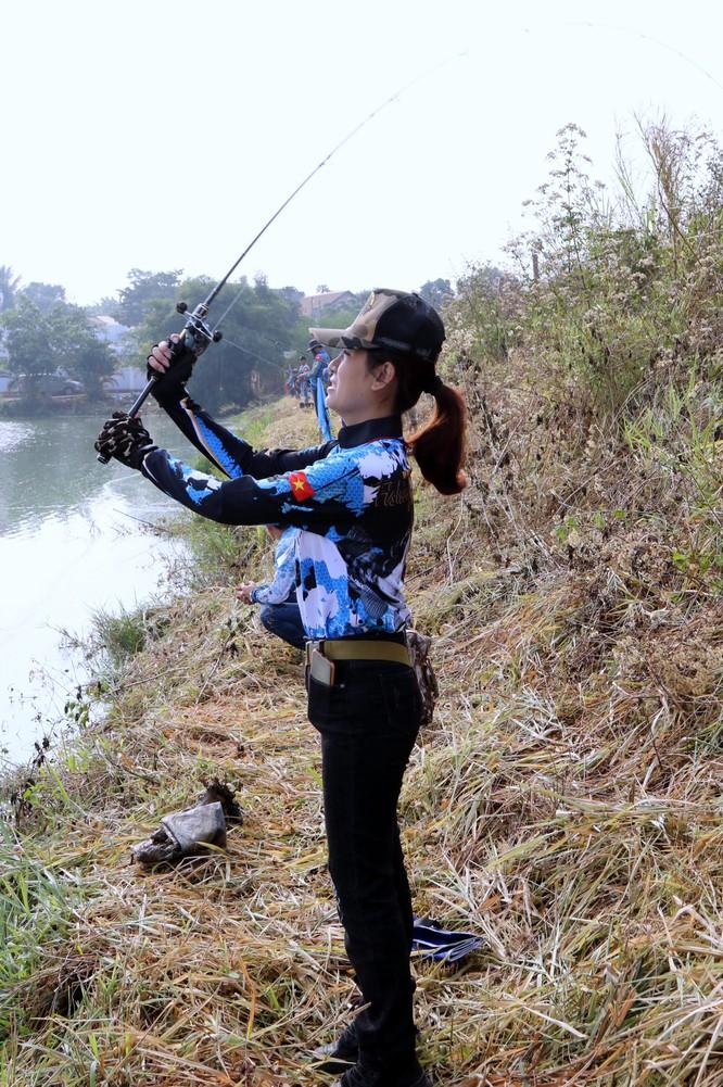 Cuộc thi câu cá lóc Tây Nguyên ảnh 25