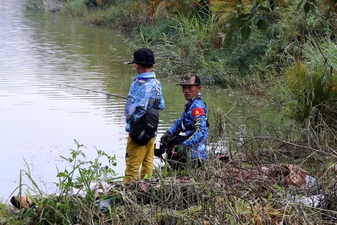 Cuộc thi câu cá lóc Tây Nguyên ảnh 26