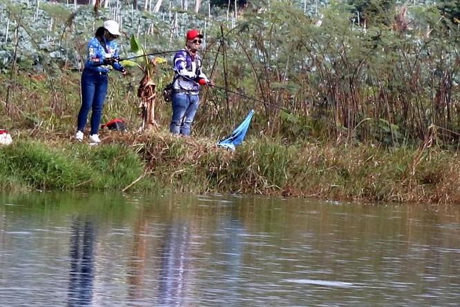 Cuộc thi câu cá lóc Tây Nguyên ảnh 30