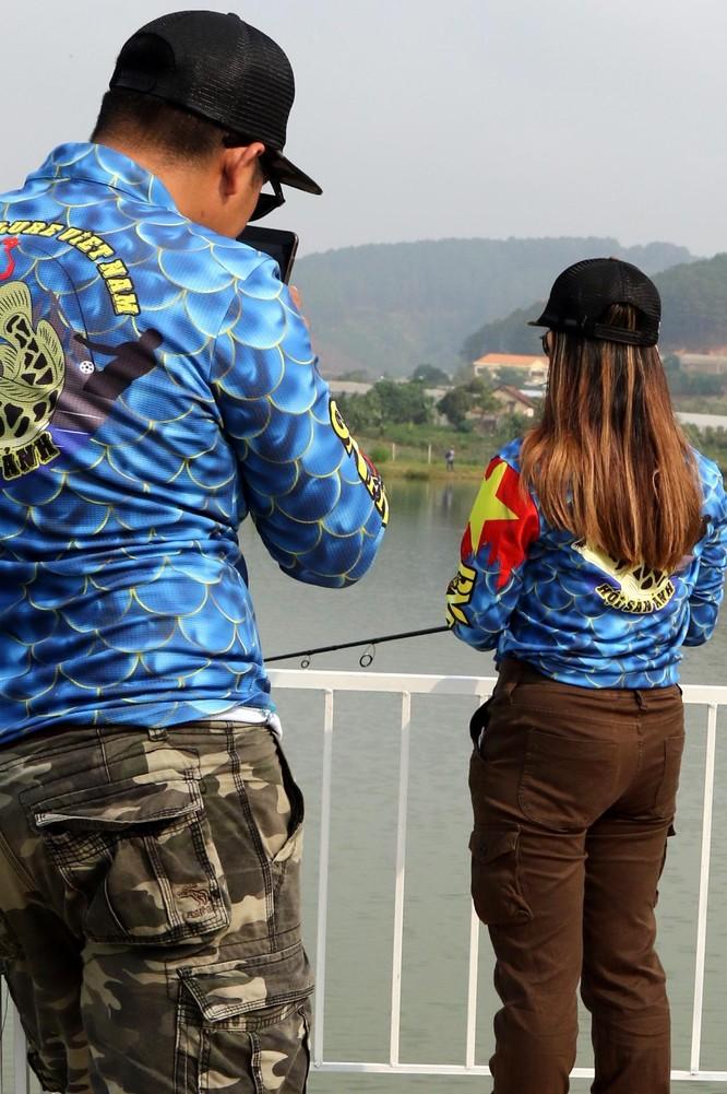 Cuộc thi câu cá lóc Tây Nguyên ảnh 33
