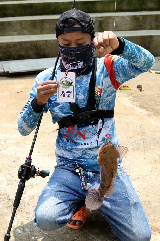 Cuộc thi câu cá lóc Tây Nguyên ảnh 35