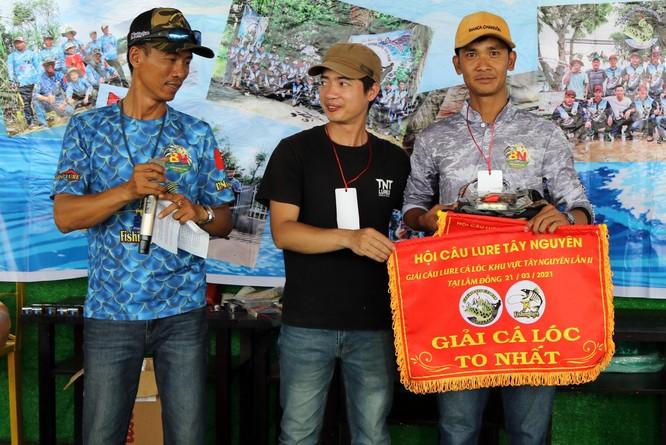 Cuộc thi câu cá lóc Tây Nguyên ảnh 42