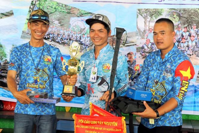 Cuộc thi câu cá lóc Tây Nguyên ảnh 43