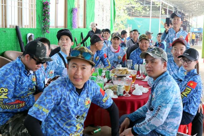 Cuộc thi câu cá lóc Tây Nguyên ảnh 45