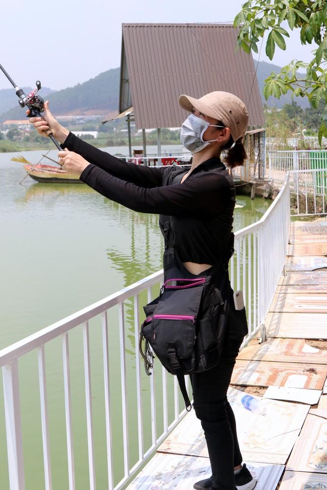 Cuộc thi câu cá lóc Tây Nguyên ảnh 47