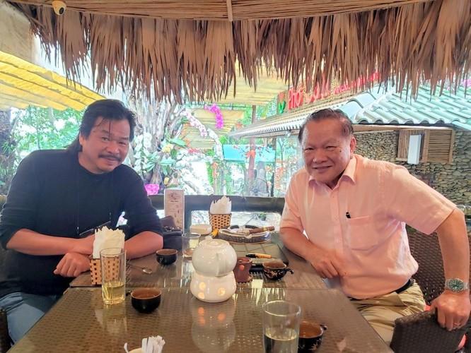 Người thay mặt Bộ Chính trị đàm phán với Mỹ về việc rút quân khỏi Campuchia ảnh 3