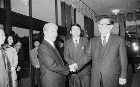 Học trò, trợ lý, nguyên Bộ trưởng Nguyễn Dy Niên kể về Ngoại trưởng Nguyễn Cơ Thạch ảnh 3