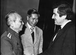 Học trò, trợ lý, nguyên Bộ trưởng Nguyễn Dy Niên kể về Ngoại trưởng Nguyễn Cơ Thạch ảnh 1