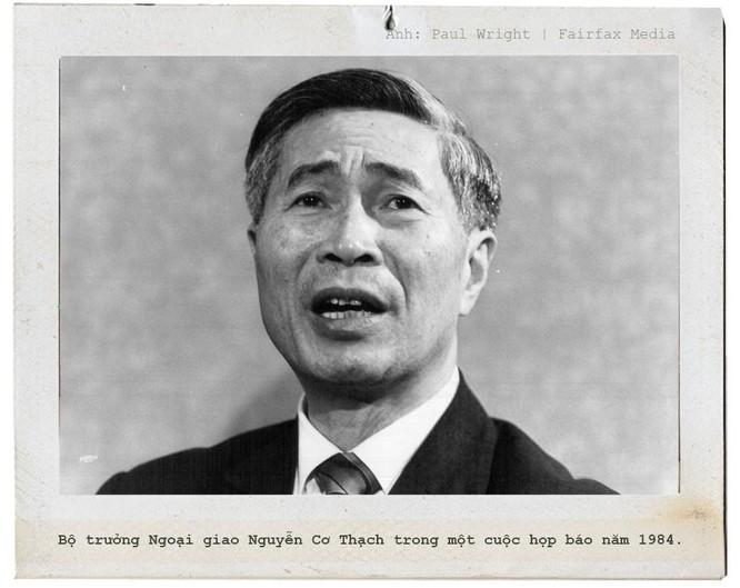 Dư âm ngày thành lập ngành ngoại giao 28.8: Bộ trưởng Nguyễn Cơ Thạch và nền kinh tế thị trường ảnh 3