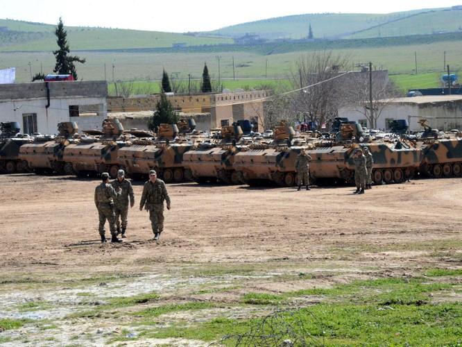 Thổ Nhĩ Kỳ là một tác nhân quan trọng không thể bỏ qua trong cuộc chiến ở Syria