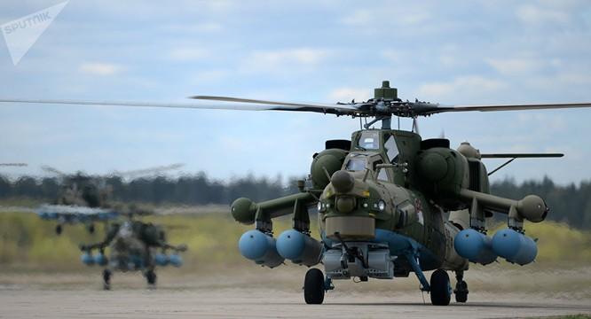 Trực thăng Mi-28