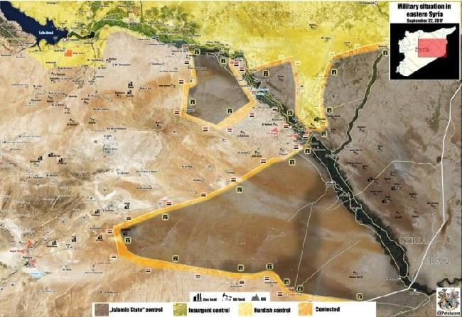 Nga đối đầu Mỹ tại Syria: Thời khắc nguy hiểm nhất cuộc chiến cận kề ảnh 1