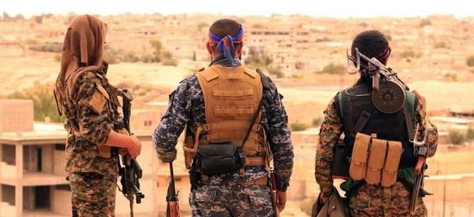 Người Kurd được Mỹ hậu thuẫn đang có kế hoạch lập quốc gia riêng ở Trung Đông