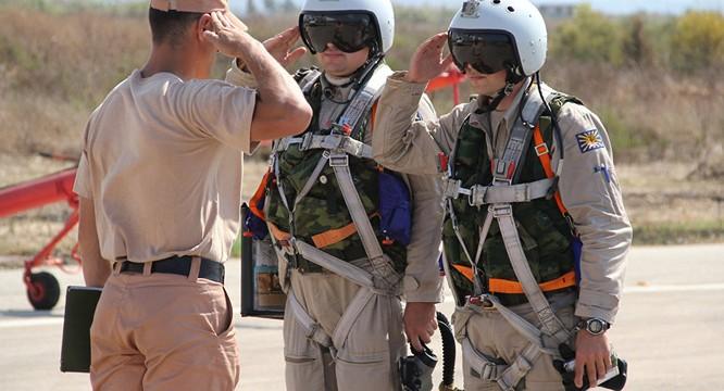 Đội ngũ phi công chiến đấu Nga đã thu được những kinh nghiệm xương máu từ chiến trường Syria