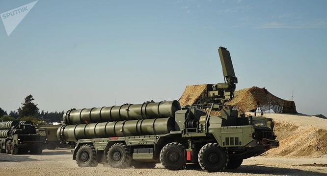 Nga đã triển khai các hệ thống S-400 tại chiến trường Syria