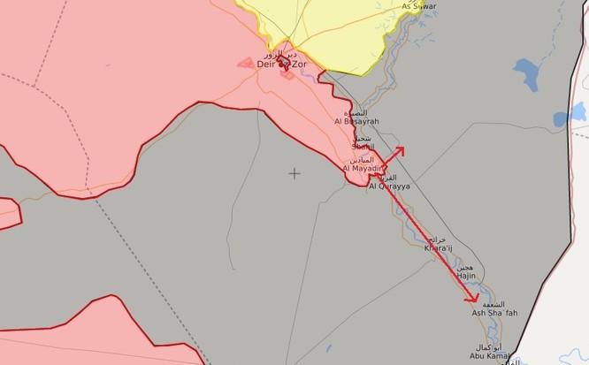 """Mỹ """"cao tay"""" khiến Nga-Syria lâm thế khó? ảnh 2"""