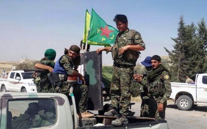 Người Kurd trở thành lực lượng ủy nhiệm của Mỹ trên chiến trường Syria và Iraq