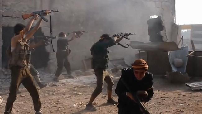 Ván cờ Syria: Hé lộ những bí mật của cuộc chiến ảnh 1