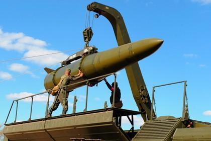 Nga đã triển khai các hệ thống tên lửa đạn đạo chiến thuật Iskander ở biên giới phía tây