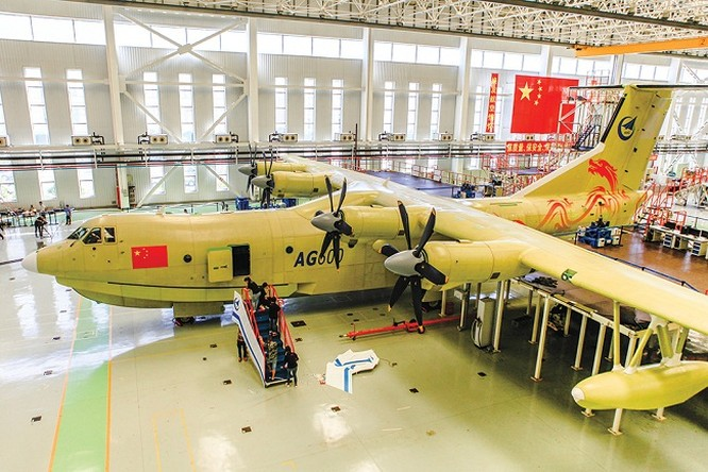 """Báo Mỹ: Trung Quốc tung """"rồng biển"""" trong kế hoạch thống trị Biển Đông ảnh 1"""