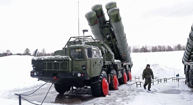 """""""Sát thủ"""" S-400 Nga sẽ xơi tái máy bay tàng hình Mỹ? ảnh 4"""