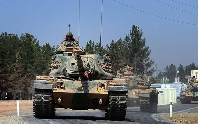 Trục Nga-Thổ Nhĩ Kỳ tại Syria nguy cơ sụp đổ ảnh 1