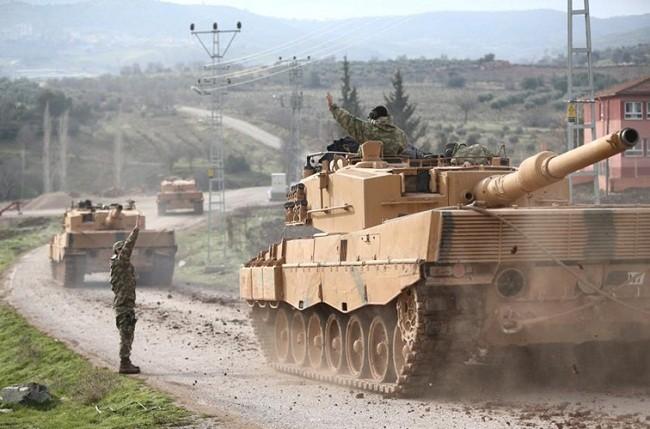Trục Nga-Thổ Nhĩ Kỳ tại Syria nguy cơ sụp đổ ảnh 2