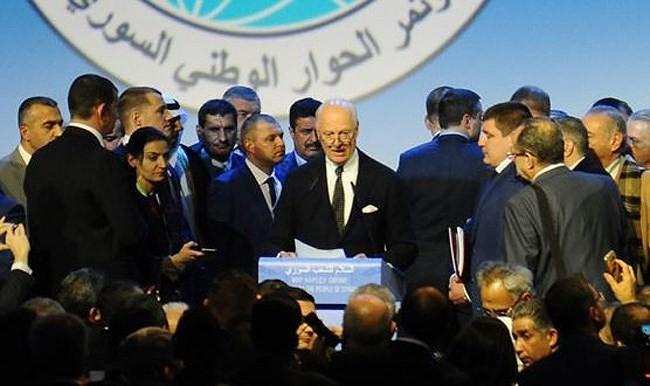 """Đấu trường Syria và """"trò chơi vương quyền"""" đẫm máu ảnh 2"""