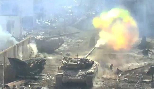 Mỹ sẽ khai hỏa tấn công liên quân Nga-Syria để cứu phe thánh chiến nguy khốn? ảnh 3