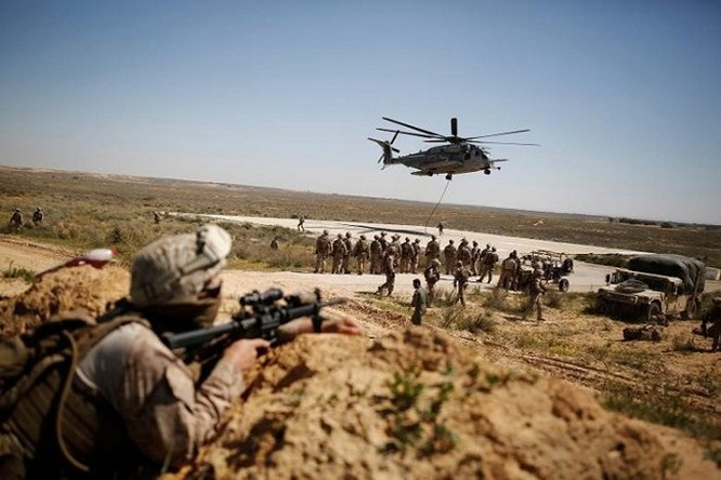 """Nga lạnh giọng cảnh cáo Mỹ ở Syria, Israel âm thầm """"luyện kiếm"""" trước nguy cơ đại chiến ảnh 1"""